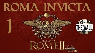 Roma Invicta -  Total War Rome 2 [Divide et Impera Gameplay ITA #1]