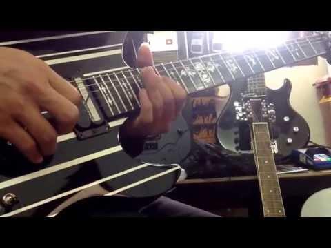 Belajar Melodi Avenged Sevenfold-so Far Away Pake Sustainic