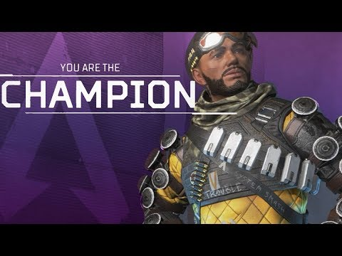 Dominating With Mirage in Apex Legends!