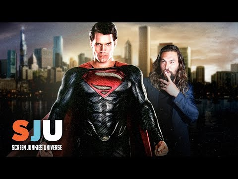 Aquaman Says Cavill Is IN for Superman - SJU