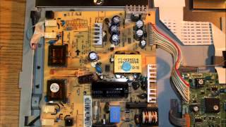 HOW TO REPAIR A PHILLIPS 170S MONITOR PN: 17056FB/27