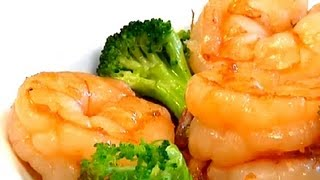 Asian Seafood Stir-Fry : Healthy & Delicious Meals