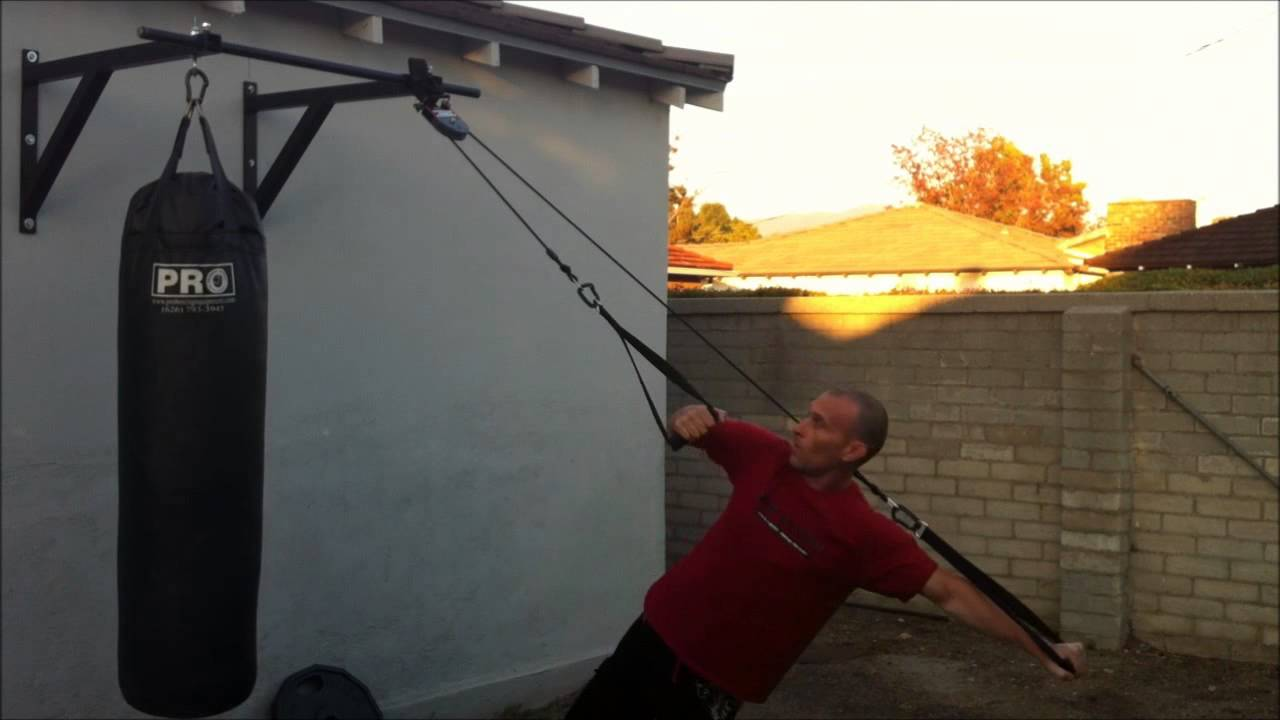 Pull Up Rack For Functional Training