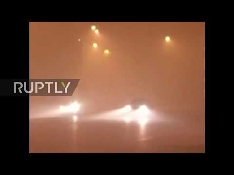 India: Air pollution plunges New Delhi under thick veil of smog