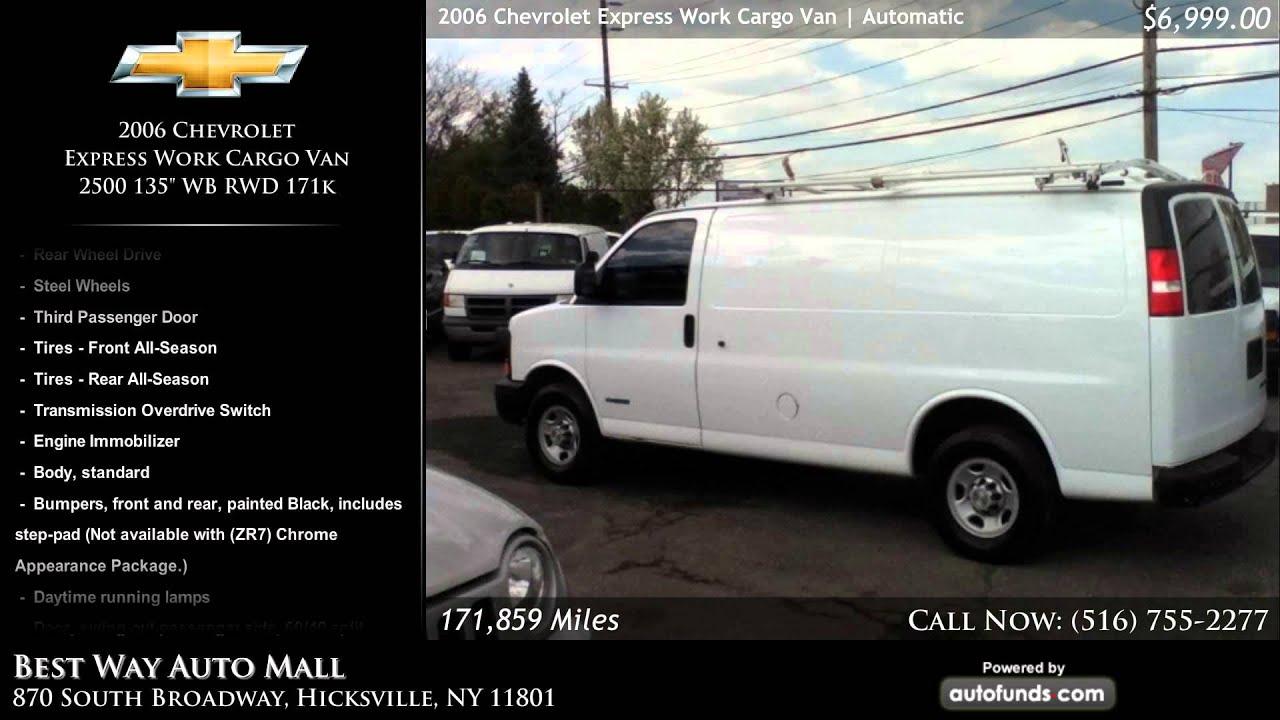 Hicksville Car Wash: Used Work Cargo Vans Hicksville NY 11801 Bethpage NY 11714
