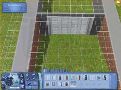 sims 3 haus bauen 6 poolhaus doovi. Black Bedroom Furniture Sets. Home Design Ideas