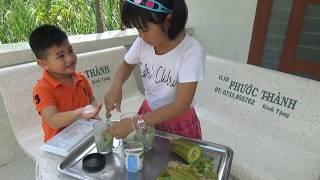 Người Chị Tốt Bụng Tập 6 - Vinh Ăn Dưa Gang Dầm Sữa Không Chị Mua Cho [ FPL CHANNEL ]