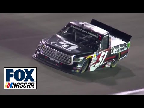 Kyle Busch goes back-to-back with NASCAR Truck Series win in Las Vegas | FOX NASCAR