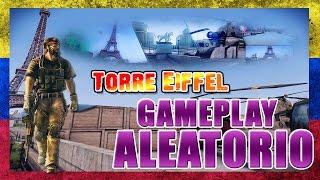 GAMEPLAY ALEATORIO #4 [GM]iAmCarlos / ZULA LATINO / MAPA: TORRE EIFFEL