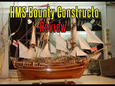 HMS Bounty by