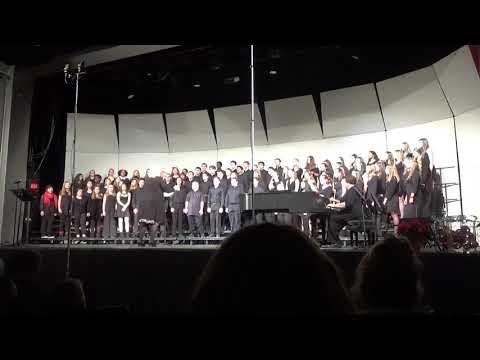 CHS Winter Concert 2019  Mixed Chorus   In Dulci Jubilo