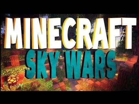 MINECRAFT SKYWARS - A VOLTA  DO REI!!