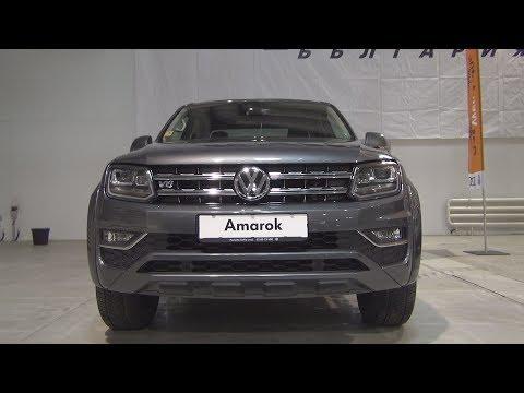 Volkswagen Amarok Aventura 3.0 V6 TDI 4MOTION 8 AUT (2018) Exterior and Interior