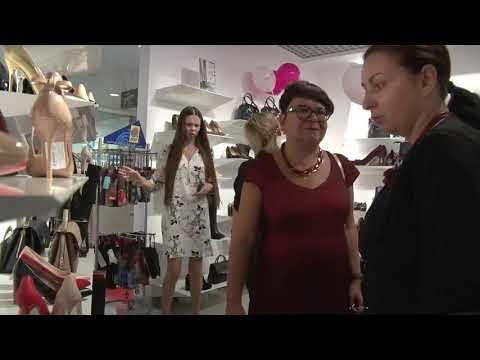 Milana Shoes. Открытие магазина в г. Рязань.