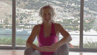 Student Testimonial for 200-hr yoga teacher training in Greece | Zoe Jackson | Alpha Yoga Greece