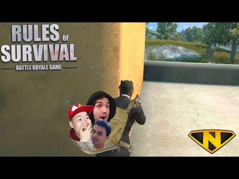 Backpack, Backpack! (Rules of Survival: Battle Royale #75)