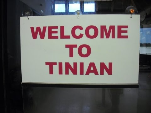 A tour of Tinian International Airport, Northern Mariana Islands (CNMI)