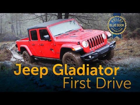 2020 Jeep Gladiator - First Drive
