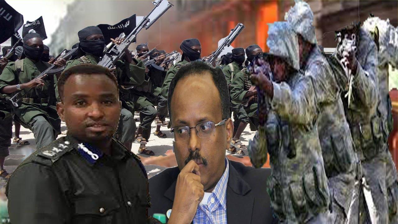 DEG DEG Sarakiil Loo Xiray Qaraxii SYL, Somaliya oo Baxar Gashay & Safirka  Mareykanka oo Is Casilaya