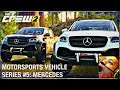 The Crew 2!!! Mercedes X Class: Motorsports Vehicle