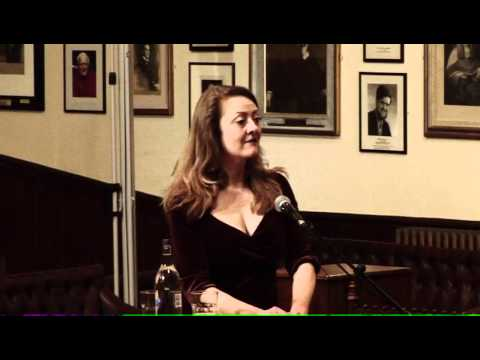 Annie Machon - Cambridge University Talk