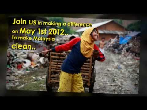 I Love Malaysia Campaign - 1st May 2012