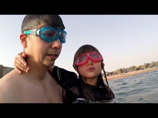 شفنا عجائب تحت البحر!