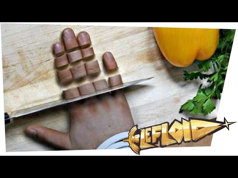 Online-Game-süchtig? DANN HACK DIR DIE HAND AB!!