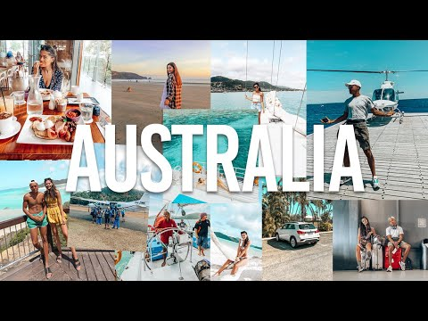 AUSTRALIA TRAVEL VLOG! Two Weeks In QUEENSLAND! *DREAM TRIP* ad