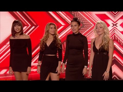 The X Factor UK 2016 Week 4 Auditions 4 of Diamonds Full Clip S13E07