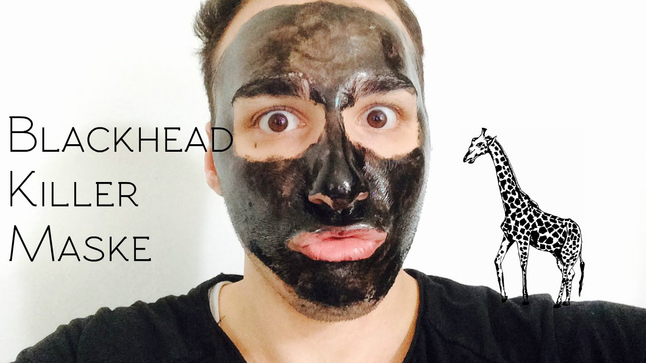 Blackhead Killer Maske Schmierige Angelegenheit Majirslife Youtube
