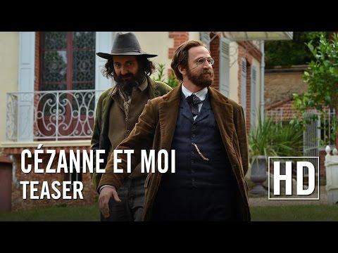 Cézanne et moi - Teaser Officiel HD