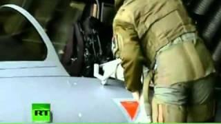 Objetivo Libia: Video de aviones de combate franceses rumbo a Bengasi