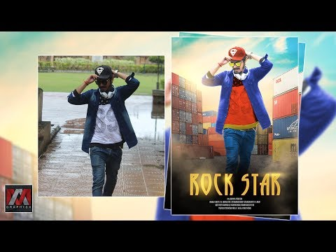 Rockstar - Photoshop Manipulation Tutorial | Photoshop Training Channel,