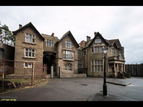Midwife Manor – Longcross Manor – Barrow Hills – Surrey  Call The Midwife Set
