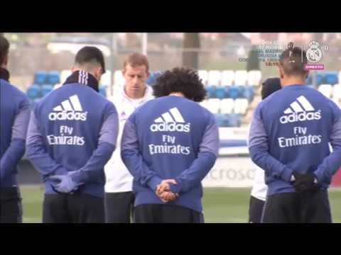 Real Madrid training session 3/3/2017