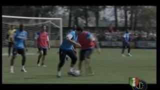 Julio Cesar vs Materazzi