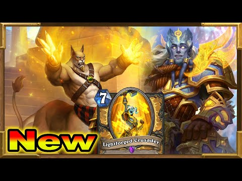 Hearthstone: Pure Paladin Is Actually A Good Deck! Cheap And Good For Climbing! Descent Of Dragons