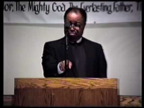 Suff. Bishop Melvin Boyd at Greater Bible Way Temple (pt2)