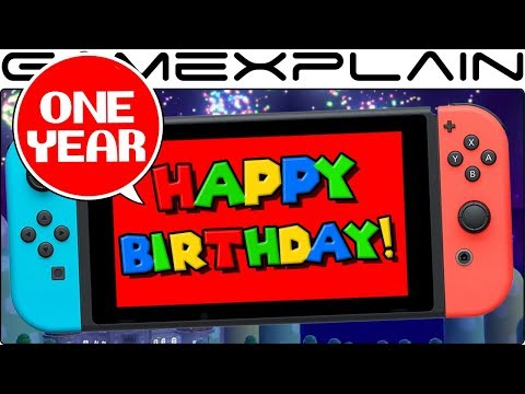 Happy Birthday Nintendo Switch! - DISCUSSION (1 Year Anniversary! - Final Day)