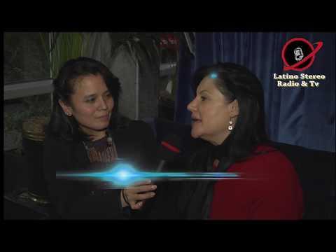 Alejandra Avalos Entrevista en Latino Stereo Radio & Tv