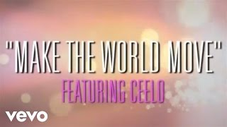 Christina Aguilera - Make The World Move (The Lotus Album Preview) ft. Cee-Lo Green