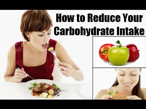 How to Reduce Your Carbohydrate Intake