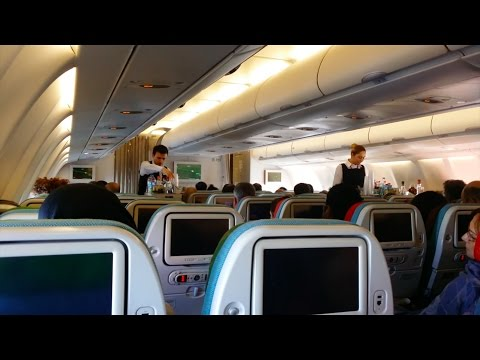 FLIGHT REPORT / TURKISH AIRLINES A330-300 / PARIS - ISTANBUL