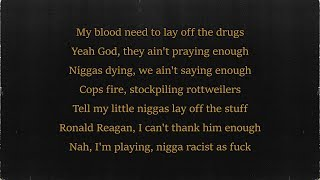 J.I.D - Off da Zoinkys (Lyrics)