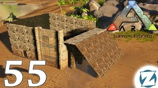 ARK Survival Evolved Gameplay - Ep55 - Dinosaur Taming Trap! - Let