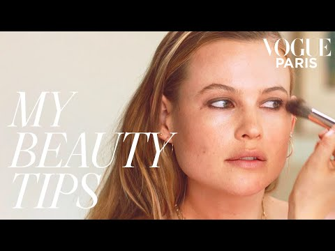 Behati Prinsloo's Date-Night Makeup Look | My Beauty Tips