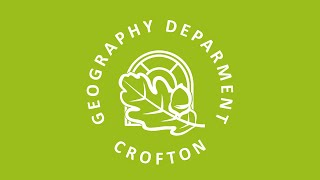 Geography Department at Crofton School