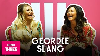 Learn Geordie Slang With The Angels Of The North