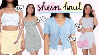 HUGE SUMMER SHEIN TRY ON HAUL *25 items + coupon code* | 2020